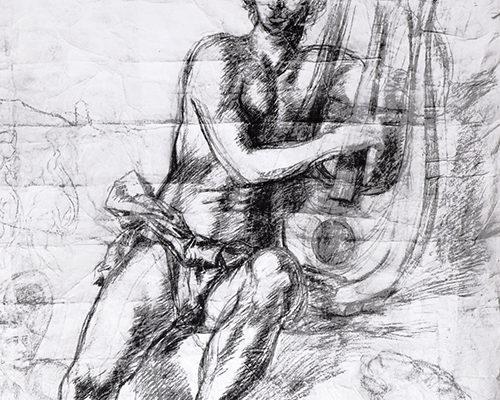 orfeo-incanta-le-belve-in-dettaglio-disegno-di-corrado-cagli-1938