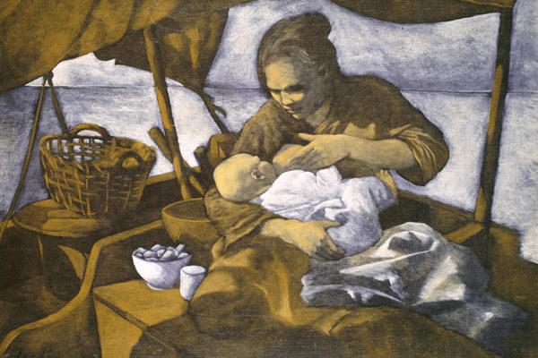 madre-del-popolo-corrado-cagli-1953