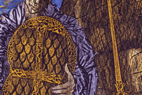 san-giorgio-e-il-drago-1957-dettaglio-croce