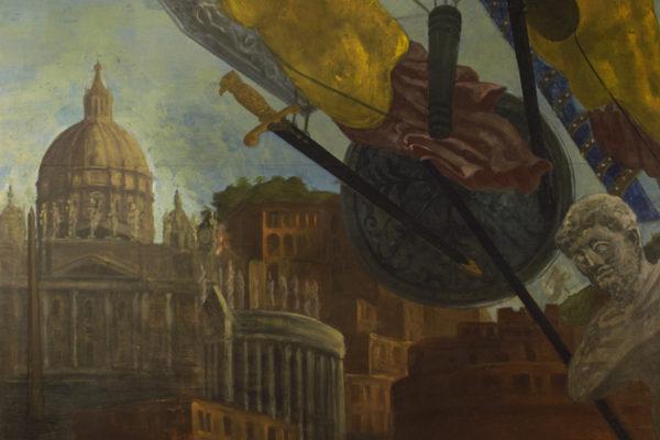 veduta-di-roma-corrado-cagli-1937